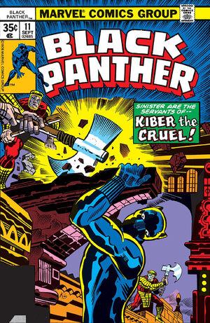 Black Panther Vol 1 11