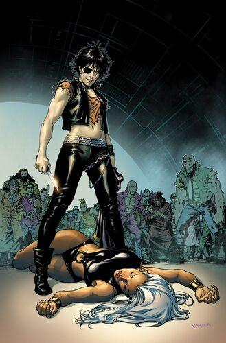 Callisto Earth 616 Marvel Database Fandom Powered By