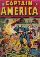 Captain America Comics Vol 1 30