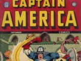 Captain America Comics Vol 1 30