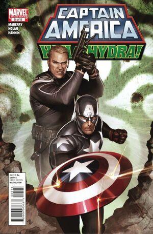 Captain America Hail Hydra Vol 1 5