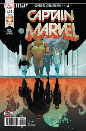 Captain Marvel Vol 1 125