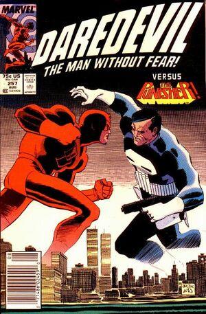 Daredevil Vol 1 257