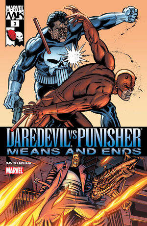 Daredevil vs. Punisher Vol 1 3