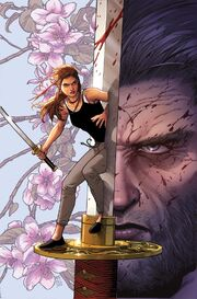 Death of Wolverine Vol 1 3 Textless