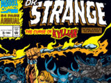 Doctor Strange, Sorcerer Supreme Annual Vol 1 3