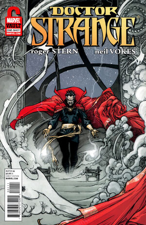 Doctor Strange From the Marvel Vault Vol 1 1