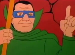 Fantastic Four (1978 animated series) Season 1 6 Screenshot