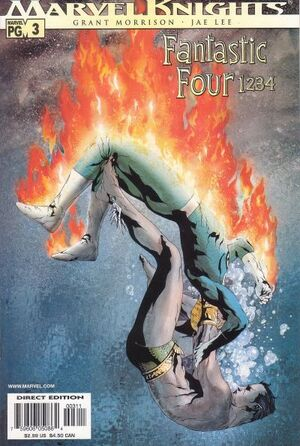 Fantastic Four 1 2 3 4 Vol 1 3