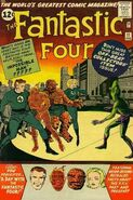 Fantastic Four Vol 1 11 Vintage