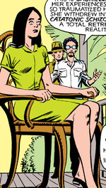 Gabrielle Haller (Earth-616) from Uncanny X-Men Vol 1 161 001