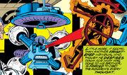 Gert Hauptmann, Power Transference Machine, Victor von Doom (Clone) from Fantastic Four Vol 1 199