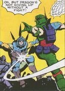 Gladiators (Earth-5555) from Dragon's Claws Vol 1 1 0002