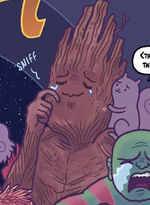 Groot (Earth-14248) from Marvel 75th Anniversary Celebration Vol 1 1 0001