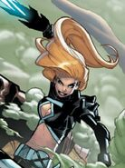 Illyana Rasputina (Earth-616) from Extraordinary X-Men Vol 1 1 cover 001
