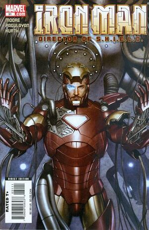 Iron Man Director of S.H.I.E.L.D. Vol 1 31