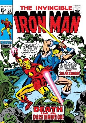 Iron Man Vol 1 26