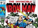 Iron Man Vol 1 26
