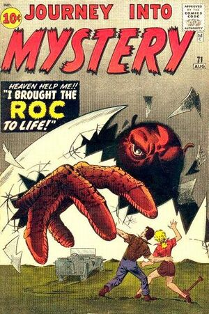 Journey into Mystery Vol 1 71