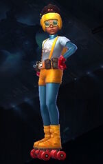 Lunella Lafayette (Earth-TRN012) from Marvel Future Fight 001