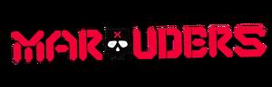 Marauders Vol 1 logo