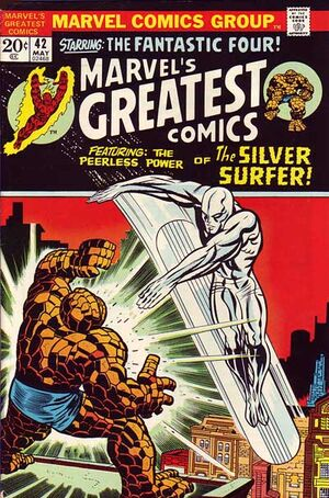 Marvel's Greatest Comics Vol 1 42
