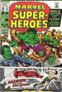 Marvel Super-Heroes Vol 1 27