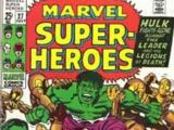 Marvel Super-Heroes Vol 1 27