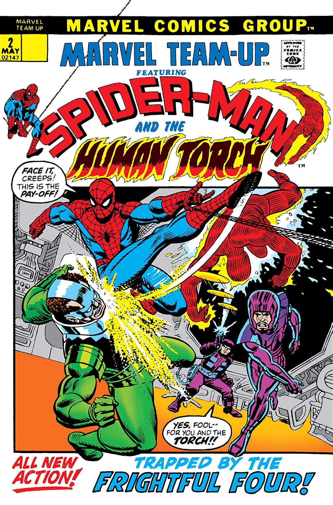 Marvel Team-Up # 2