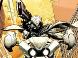Moon Knight's Motorcycle