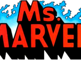 Ms. Marvel Vol 1
