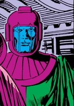 Nathaniel richards (Kang) (Earth-Unknown) from Avengers Vol 1 294 0001