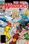 New Warriors Vol 1 10