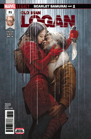 Old Man Logan Vol 2 31