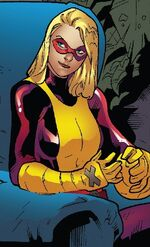 Paige Guthrie (Earth-TRN657) from X-Men Blue Vol 1 18 001