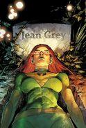Phoenix Resurrection The Return of Jean Grey Vol 1 3 Textless