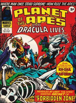 Planet of the Apes (UK) Vol 1 112