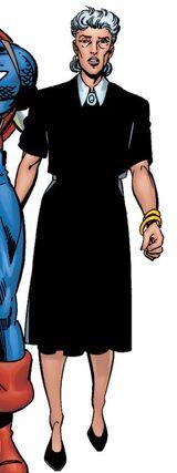 Rebecca Barnes (Earth-616) Captain America Vol 3 48