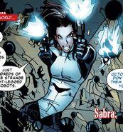 Ruth Bat-Seraph (Earth-616) from Amazing Spider-Man Vol 1 685 0001