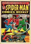 Spider-Man Comics Weekly Vol 1 3