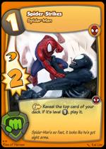 Spider Man - Spider Strikes