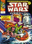 Star Wars Weekly (UK) Vol 1 25