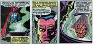Stephen Strange (Earth-616) and Cauldron of the Cosmos from Marvel Two-In-One Vol 1 91 001