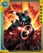 Steven Rogers (Earth-616) from Marvel War of Heroes 028