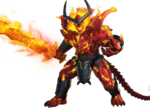 Surtur (Earth-TRN765) from Marvel Ultimate Alliance 3 The Black Order