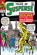 Tales of Suspense Vol 1 43