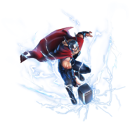 Thor Odinson (Earth-6109) from Marvel Ultimate Alliance 3 The Black Order 001