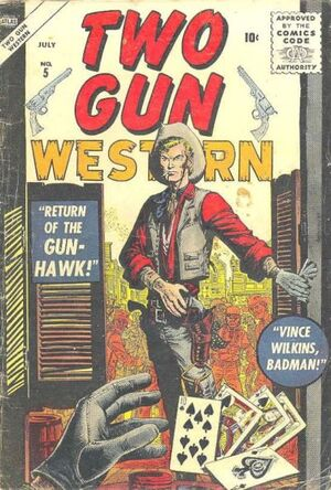 Two Gun Western Vol 2 5