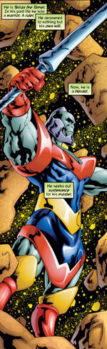 Tyros (Earth-5692) from Exiles Vol 1 8 0001