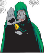 Victor von Doom (Earth-1298) from Mutant X Vol 1 12 0001